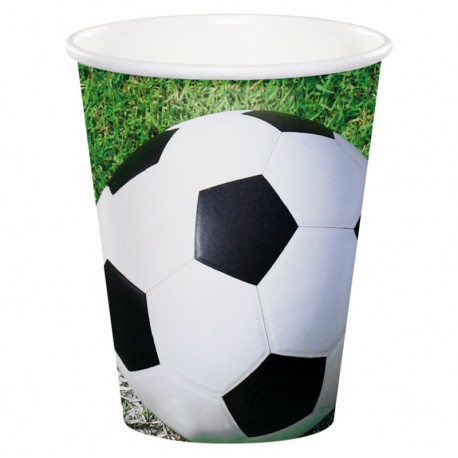 GOBELET BALLON DE FOOTBALL