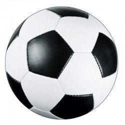 INVITATION BALLON DE FOOTBALL