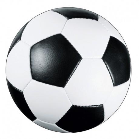INVITATION BALLON DE FOOTBALL