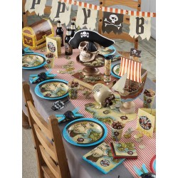 Maxi Pack Pirates 8 enfants